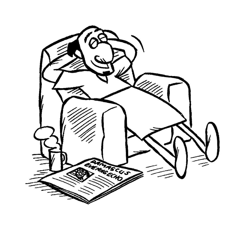 Boring-Bible-character