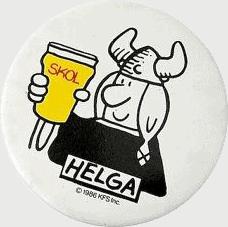 SKOL Helgar badge